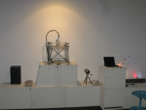 Der zweite 3D-Printer