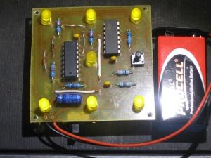 Lötworkshop Projekt: Elektronischer Würfel